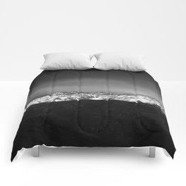 """Dream mountains"" Comforters"