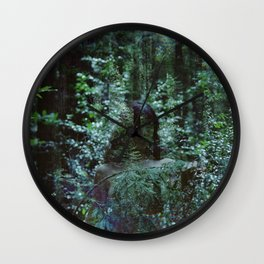 losing you to the wilds Wall Clock