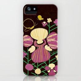 Floral Flower Artprint iPhone Case