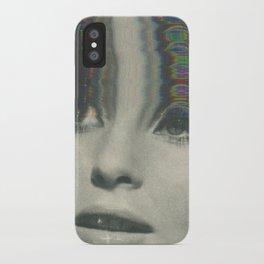 0 0 iPhone Case