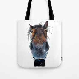 Happy Horse ' HAPPY HARRY ' by Shirley MacArthur Tote Bag