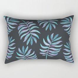 Sea Sand Waves Rectangular Pillow