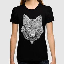 Ornament Wolf T-shirt