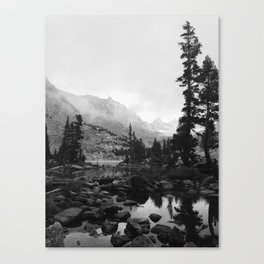 John Muir Wilderness Canvas Print