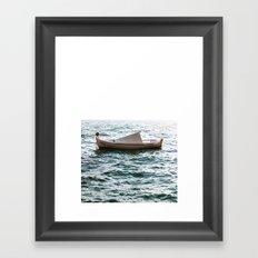 Solitudo Framed Art Print