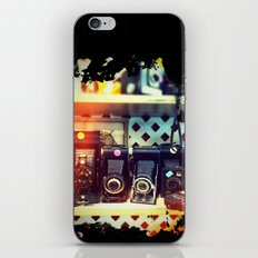 Camera Shop iPhone & iPod Skin