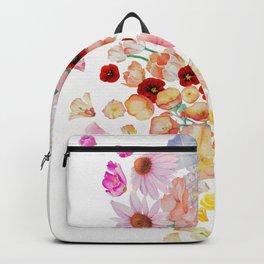 flowering Backpack
