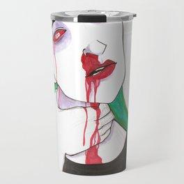 inktober #11 Travel Mug