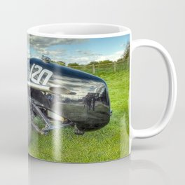 GN Instone Special  Vintage Racing Car Coffee Mug