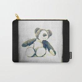 sitting teddy bear... Carry-All Pouch
