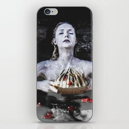 The Crown iPhone Skin
