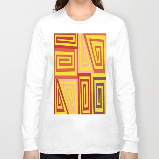 8 Spirals Long Sleeve T-shirt