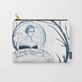 In Mary Shelley We Trust Carry-All Pouch