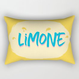 Limone (Lemon) Rectangular Pillow