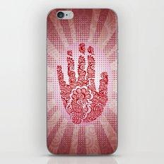 Kim's Mehndi  iPhone Skin