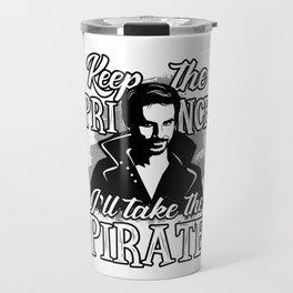 I'll take the pirate! Travel Mug