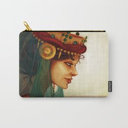 Sibylla, Queen of Jerusalem Carry-All Pouch