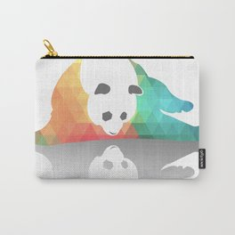 Pandarized Carry-All Pouch
