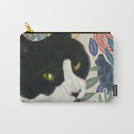 Tropical Cat Carry-All Pouch