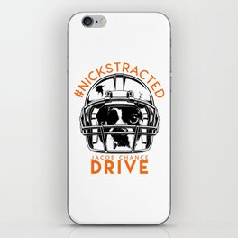 DRIVE By Jacob Chance iPhone Skin