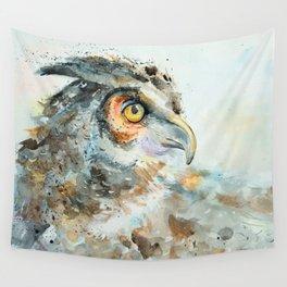 Predatory bird Wall Tapestry