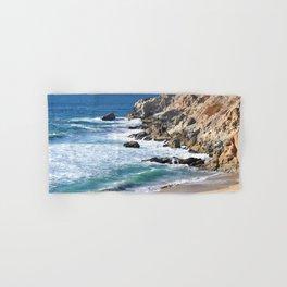CALIFORNIA COAST - BLUE OCEAN Hand & Bath Towel