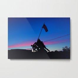 Iwo Jima Metal Print