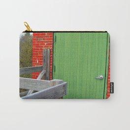 Door Down Freeman, Wellesley College Carry-All Pouch