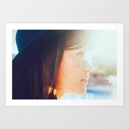 J000 Art Print