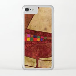 rocking chair Clear iPhone Case