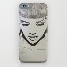 Grimes iPhone 6s Slim Case