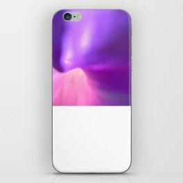 Purple hour iPhone Skin