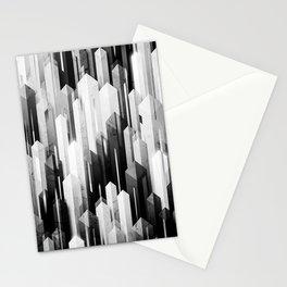 obelisk posture 3 (monochrome series) Stationery Cards