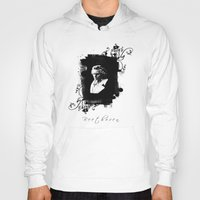 beethoven Hoodies featuring Beethoven by viva la revolucion