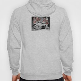 Women´s meating Collage Hoody