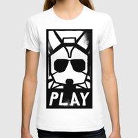 starfox T-shirts featuring Fox McCloud Has A Posse by Shy Guy Street Art