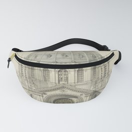 Church of St. Augustine Paris Fanny Pack