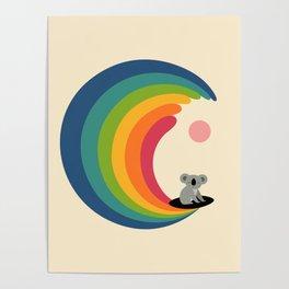 Dream Surfer Poster