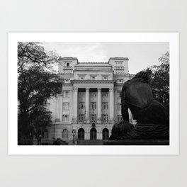 City Hall Art Print