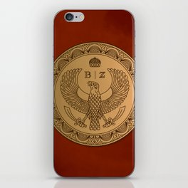 THE RUBY PRINCE iPhone Skin
