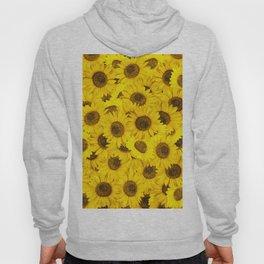 Lots of sunflowers Hoody