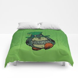 Happy st. Patrick's Day! Comforters