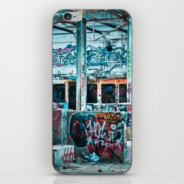 Abandoned Factory Made Art iPhone Skin