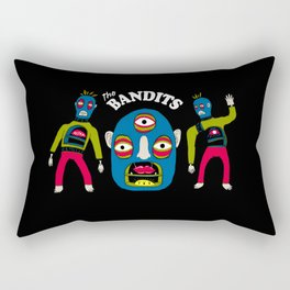 The Bandits Rectangular Pillow