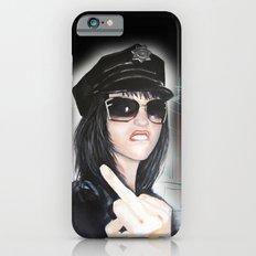 NYPD Rebel Slim Case iPhone 6s