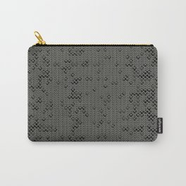 Chain Mail Texture Carry-All Pouch