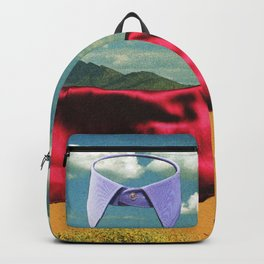 Interior Scape I Backpack