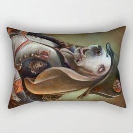 Napoleon Boneaparte Rectangular Pillow