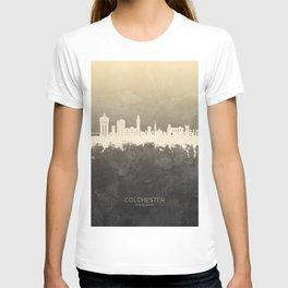 Colchester England Skyline T-shirt