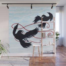 Fated Flight Wall Mural